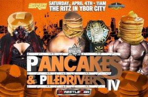 Pancakes and Piledrivers 4