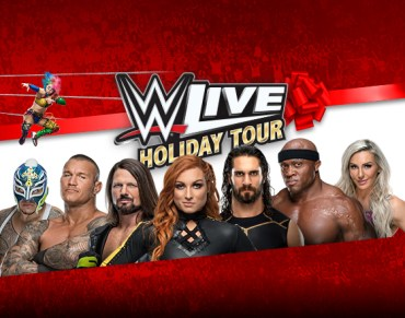 WWE Holiday Pittsburgh