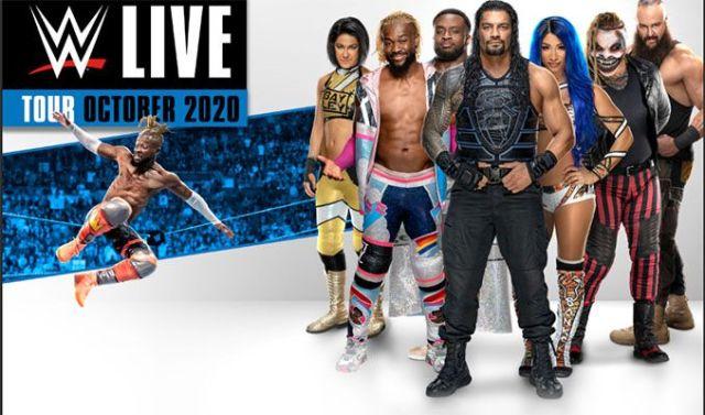 WWE Smackdown London