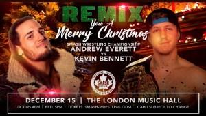 Remix Christmas smash
