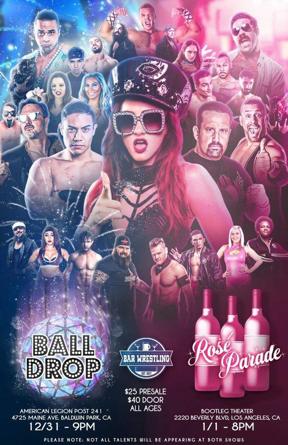 Bar wrestling 50
