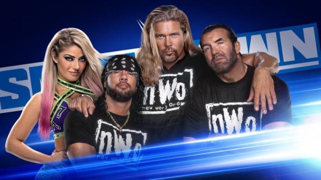 WWE Smackdown Buffalo
