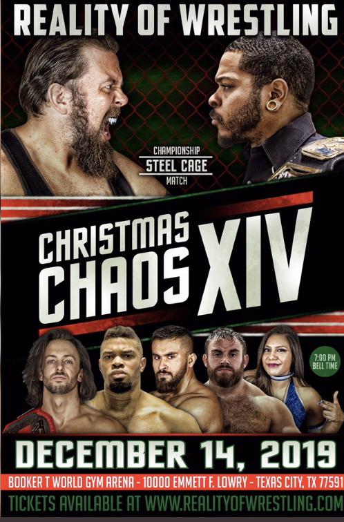 ROW's Christmas Chaos XIV Airs Free On YouTube Tonight | News
