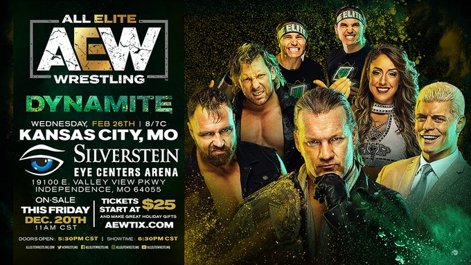 AEW Dynamite Kansas City