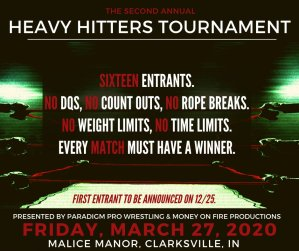 Heavy Hitters Tournament Paradigm