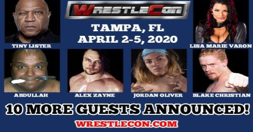 More Guests Announced For WrestleCon | News