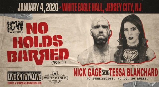 Tessa Blanchard To Take On Nick Gage!   News