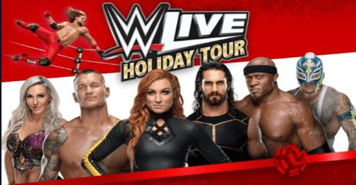 WWE MSG NYC