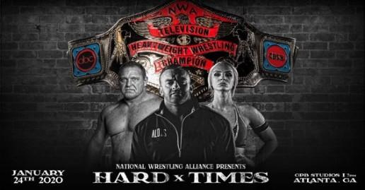 NWA Hard Times Results   News