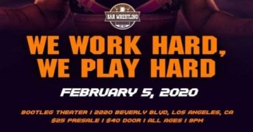 bar wrestling 53 announced