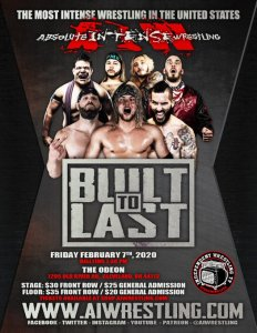 AIW built to last
