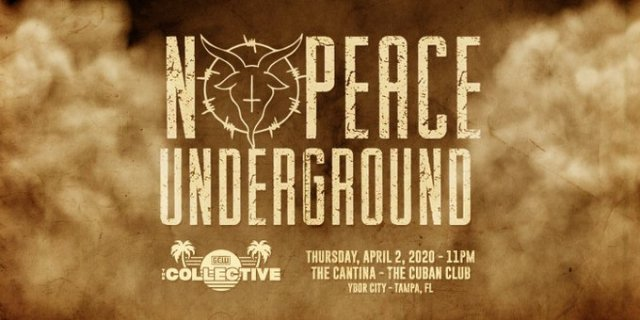 No Peace Underground Shallow Graves | The Collective