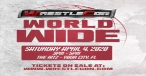 wrestlecon worldwide tickets