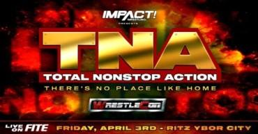 TNA Wrestlecon throwback