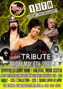 UCW Maritime Wrestling Tribute