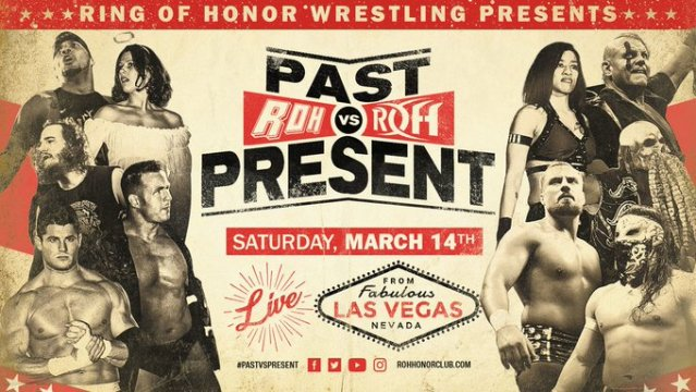 ROH Past vs Present | Ring Of Honor