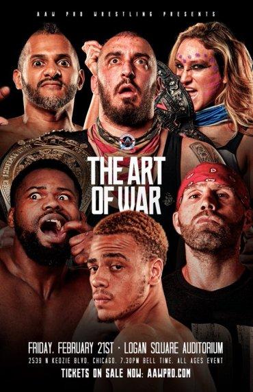 AAW Art War