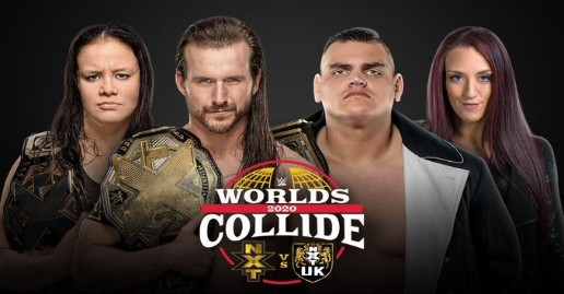 Worlds Collide Results | WWE News