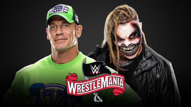 John Cena vs Bray Wyatt Announced For WrestleMania | News