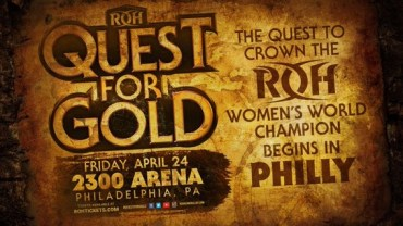 ROH Quest For Gold