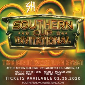 Southern Cup Invitational