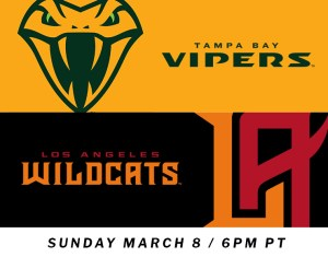 Vipers at wildcats