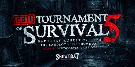 GCW Tournament Of Survival 5 | Game Changer Wrestling