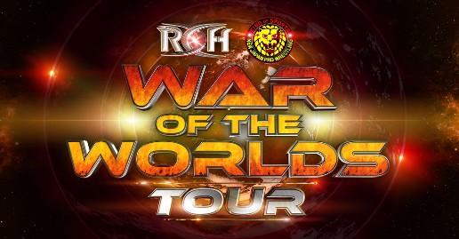 War Of The Worlds 2020 Tour Announced | News