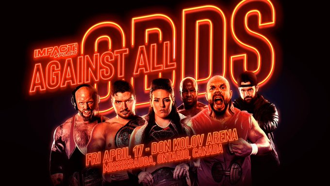 Watch Impact Wrestling Against All Odds 2021 6/12/21