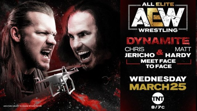AEW Dynamite Results & Highlights 3/25/20