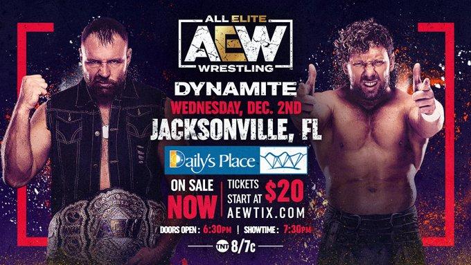 aew dynamite december 2