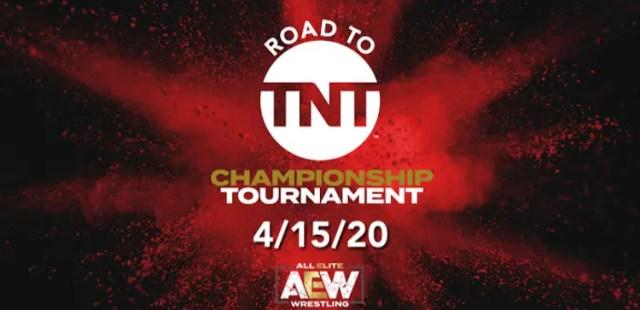 AEW Road To TNT Championship | 4/15/20