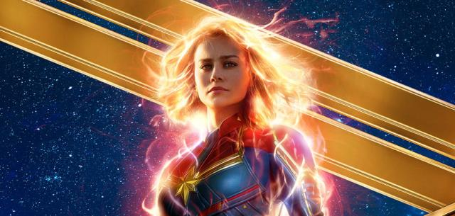 Captain Marvel 2 Official Release Date Announced