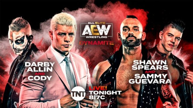 AEW Dynamite Results & Highlights | 4/1/20