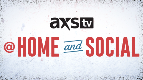 "AXS TV Presents ""At Home And Social With Ceelo Green"" On May 11"