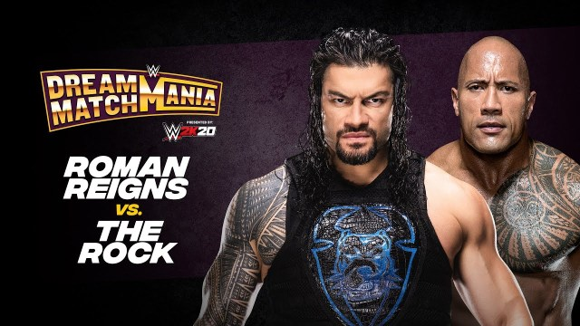 WWE Dream Match Mania Posted