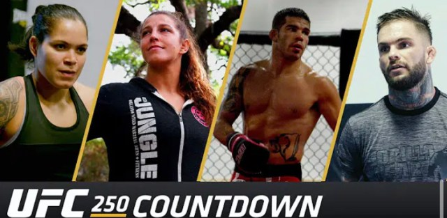 UFC 250 Countdown   Full Episode Posted