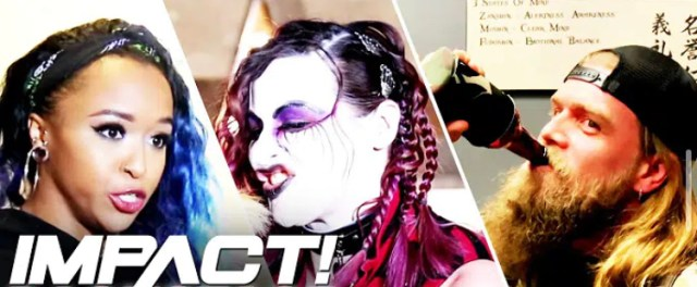 New IMPACT Wrestling Backstage Posted | 5/24/20