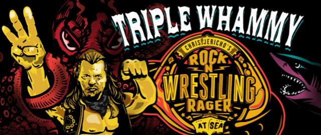 Chris Jericho Cruise 2021 | Triple Whammy