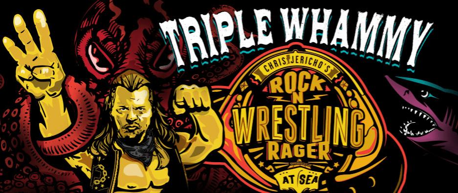 Jericho Triple Whammy
