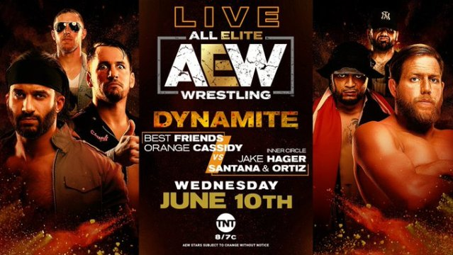 AEW Dynamite Highlights & Results | June 10 2020