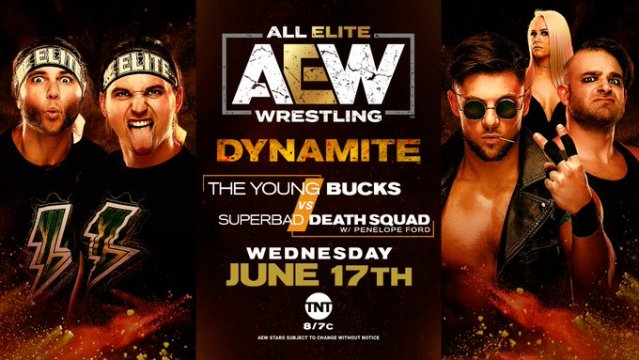 AEW Dynamite Highlights & Results | June 17 2020