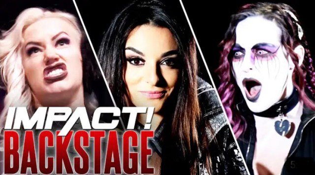 New IMPACT Wrestling Backstage Posted   6/2/20 Episode