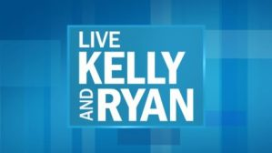live kelly ryan