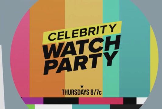 """Celebrity Watch Party"" FOX Promo 