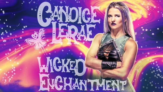 Candice LeRae Official WWE Entrance Theme Posted