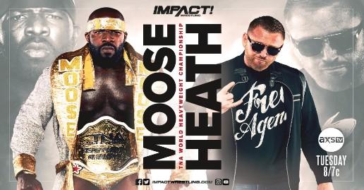 IMPACT Wrestling August 4