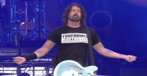 "Foo Fighters ""Live at Sziget"" Full Concert YouTube Premiere 