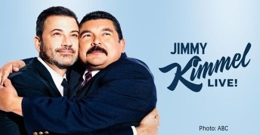 Jimmy Kimmel Live Guests | ABC Network | Week of November 23 2020