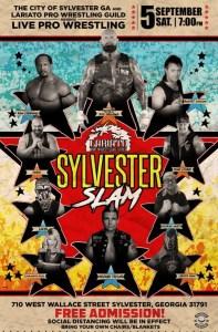 Lariato Sylvester Slam